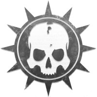 The Corrupted Raiders team badge